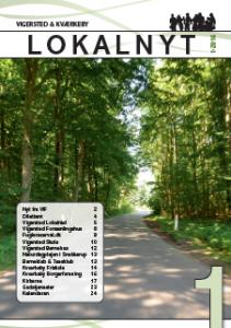 Forside, lokalnyt nr. 1 2016